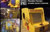 Disfraz juego Arcade de Pacman jugable