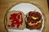Manburger, una hamburguesa para un apetito sano