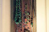 Exhibición de la joyería Vintage