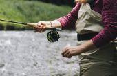 Cómo hacer una mosca de la barra - apretones de la mejor pesca con mosca