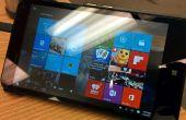 Windows 10 de su HP corriente 7!