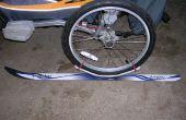X país esquí Kit para remolque de bici Chariot