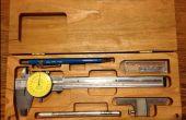Pinza DIY y la elaboración de caso de la protección de equipo