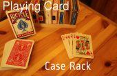 Rack caso cartas