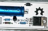 Simple bajo voltaje AC de la conmutación con un microcontrolador