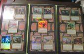 Exhibición de la tarjeta de Magic