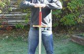 Espada madera Prop