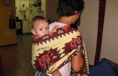 Cómo llevar el estilo africano del bebé