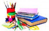 (Parte 1) Escuela de miniatura bricolaje fuentes: Lápices, cuadernos de composición, libros de texto y más!