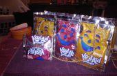 Cómo hacer una bolsa de Kool-aid y la cartera