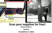 Escanear tus negativos ahora mismo gratis!