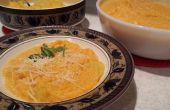Cómo hacer un plato de Pasta saludables Squash