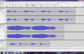 Básicas de grabación y edición con Audacity