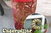 Condominio de Caterpillar y metamorfosis choza