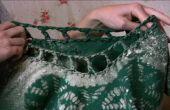Cómo Crochet un escote
