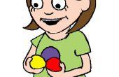 Malabares bolas - baratos y fáciles de hacer