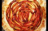 Caramelo Apple empanada