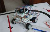 Robot de AAA (autónoma analógico Arduino)