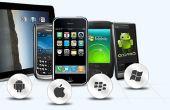 Top 10 empresas de desarrollo de aplicación móvil