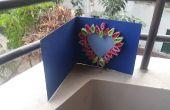 Día de San Valentín tarjeta de Greating