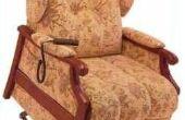 Sillones reclinables de la canalización vertical – diferentes tipos y utiliza de subida y reclinables sillas