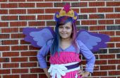 Twilight Sparkle Equestria Girls/traje de Cosplay!