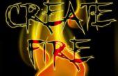 Adobe Photoshop CS3: Crear fuego para Dummies