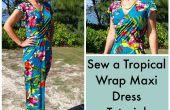 Cómo hacer este vestido maxi