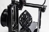Cómo utilizar Skectup y 123D programa para crear su propio 3D Puzzel o modelo