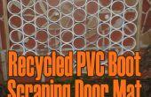 Reciclado de PVC arranque Mat de puerta de limpieza