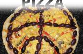 PIZZA de baloncesto