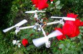 DIY Smart Sigueme Drone con cámara (basado en Arduino)