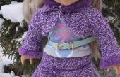 CORREAS para muñecas AMERICAN GIRL