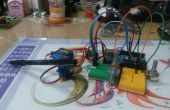 Brazo simple de Arduino (Pan/Tilt)