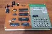 Construir su propio microprocesador z80