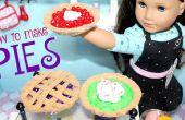 Cómo hacer empanadas de chica americana