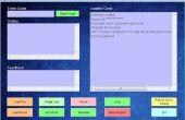 Arduino y Visual Basic 6 (controlador de luz)