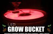 Crecer cuchara - pequeño y compacto a partir de vegetales estación