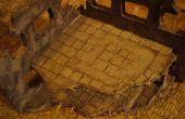 Cómo hacer juegos de guerra terreno. (Ruinas de la ciudad, tanque trampas, Bunkers y más)