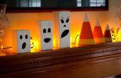 Tres proyectos de Halloween Simple