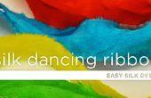 Seda, cintas de baile para niños