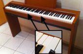 Renovar un E-Piano: Fix y Polaco rompe teclas
