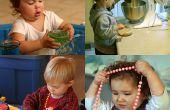 Cómo divertir a los niños pequeños