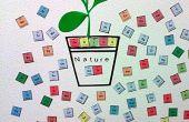 120 piezas de conjunto de imanes de la tabla periódica -