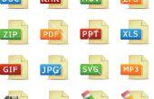 Cómo cambiar archivo extensión en windows 7 para abrir en otro programa