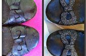 DIY: glitter para mis zapatos!