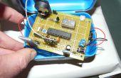Una Wireless Smart Home (fue: en el simulador de la casa y alarma con Arduino o Atmega328 (actualizado mayo de 2016))