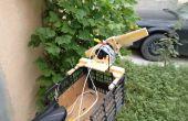 Libre de propulsor eléctrico moto Mod