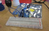 Arduino básico - usando potenciómetros - hice en TechShop