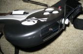 Mando de PS3 Wireless Guitar Hero